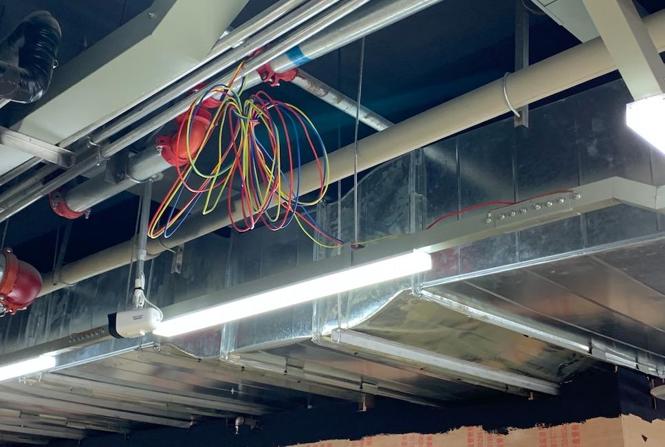 消防排烟通风管道的设计方案及其安装关键点