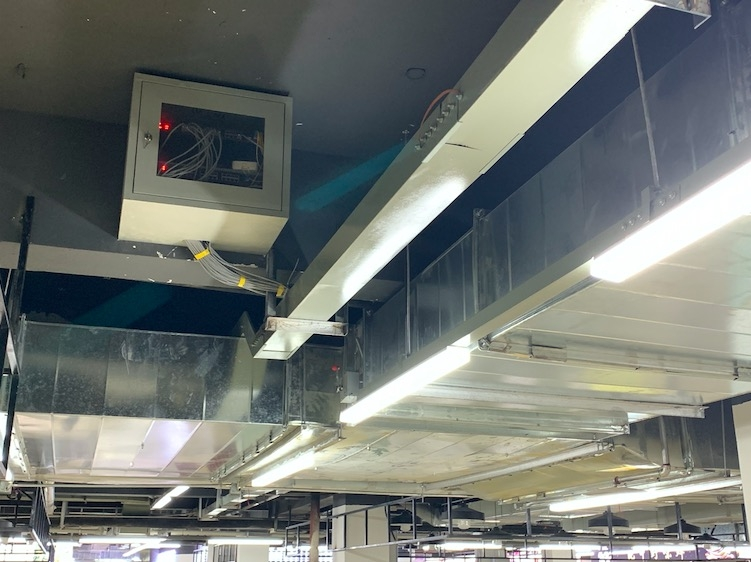 解决通风管道设备的噪音问题的方法主要包含五个