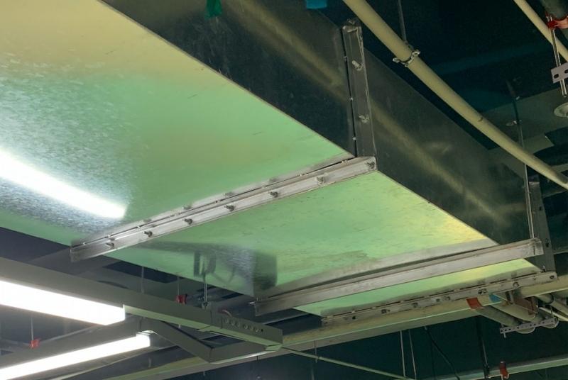 通风管道系统设计的目的,是合理组织空气流动