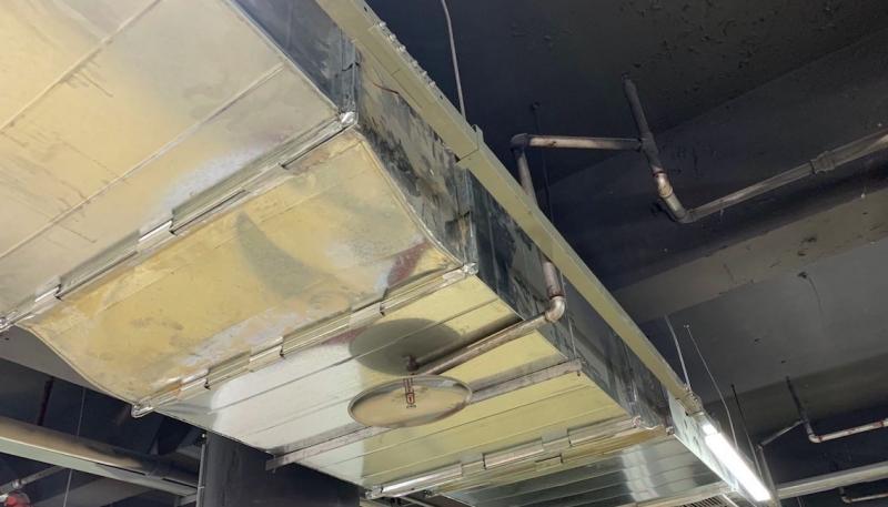 浅谈通风工程中排油烟管道安装方法?