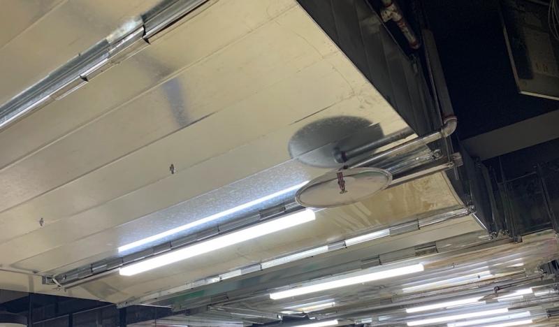 厨房排烟管道安装常见问题
