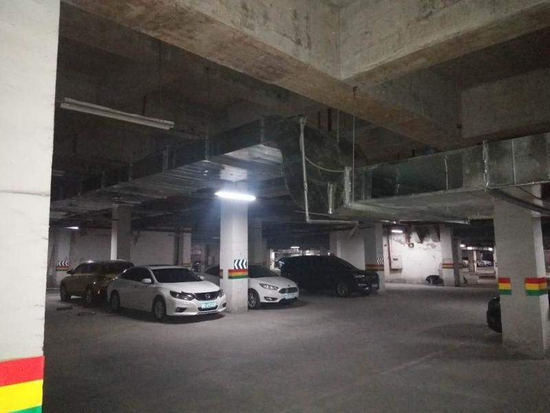 地下室车库通风和排烟管道共用一套管道