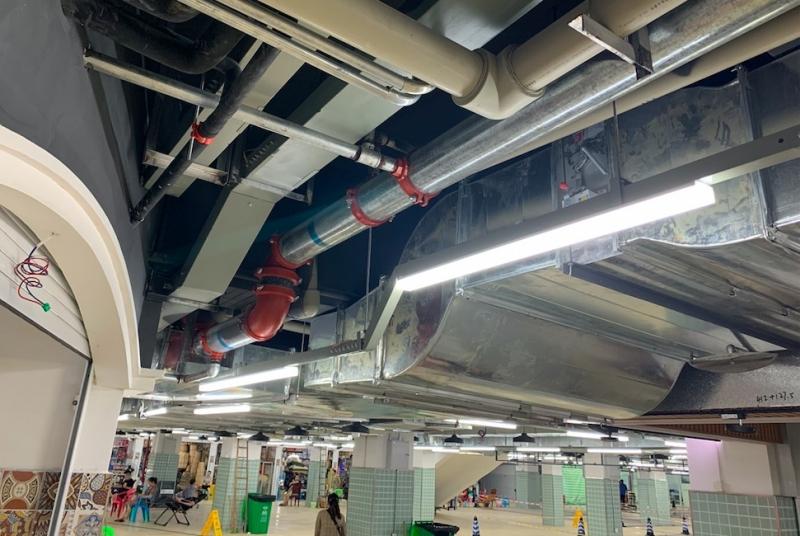 通风排烟系统空调安装施工中的问题及解决方法