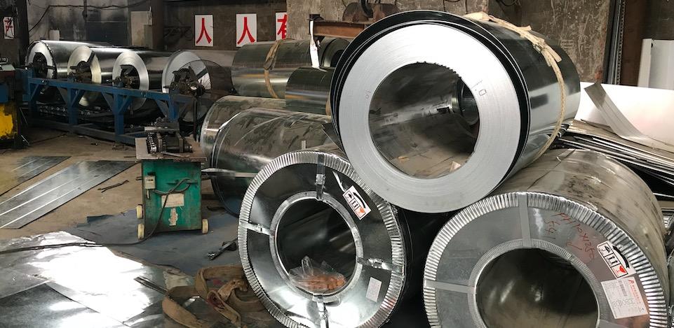 浅析镀锌螺旋风管的应用领域及产品特点