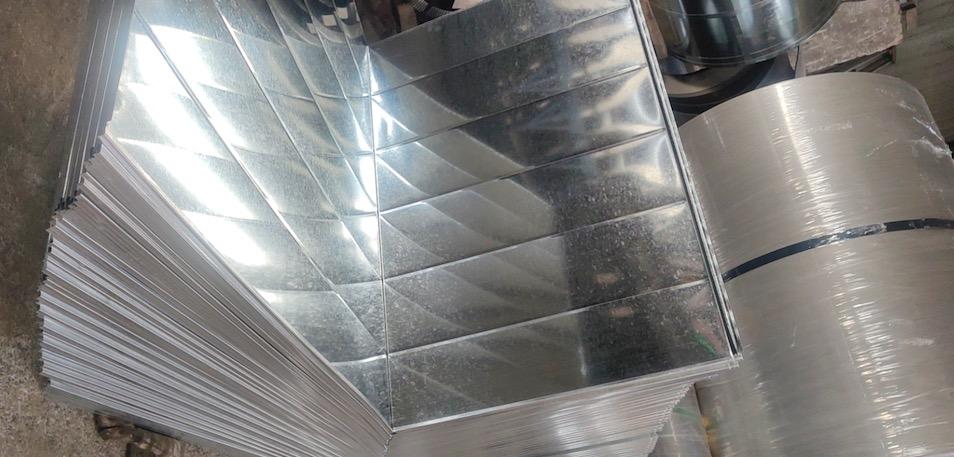 共板法兰风管的工艺制作优势和安装注意事项